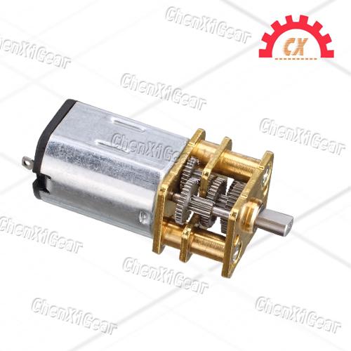 GM12-N20微型直流减速电机